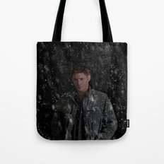 Under the Snowy Skies Tote Bag