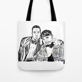 Jay & Ye Tote Bag
