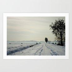 Frozen II Art Print