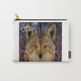 Long Night Coyote Carry-All Pouch