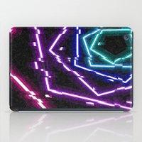 glitch iPad Cases featuring glitch. by Zombie Rufio