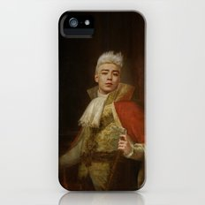 King TOP the Blonde Slim Case iPhone SE