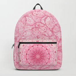 """The Suitor's Plea"" Kaleidoscope 5 by Angelique G. @FromtheBreathofDaydreams Backpack"