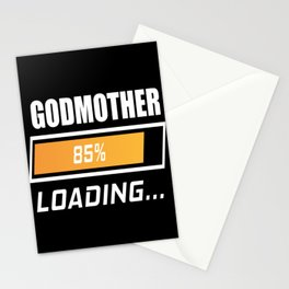 Ladies Godmother Godmother Aunt Gift Stationery Cards