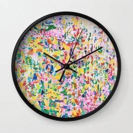 Vida Nueva Wall Clock
