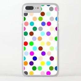 Clotrimazole Clear iPhone Case