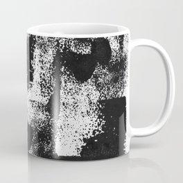 80s black and white texture Coffee Mug