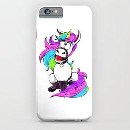Kinky Unicorn iPhone Case
