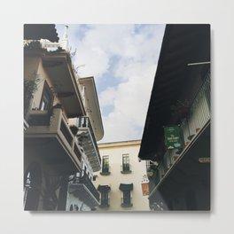 Architecture of Casco Viejo Metal Print
