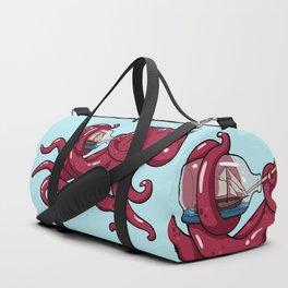 The Kraken's Day Off Duffle Bag