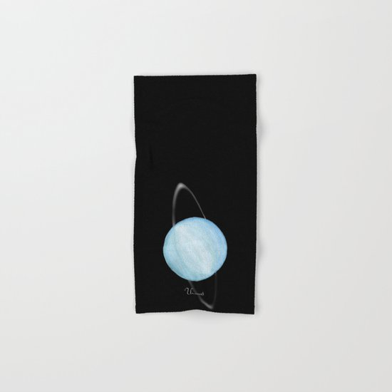 Uranus #2 Hand & Bath Towel