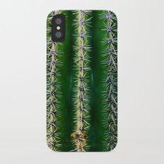 A Prickly Pattern Slim Case iPhone X