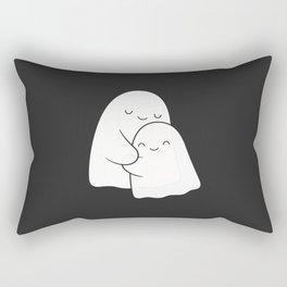 Ghost Hug - Soulmates Rectangular Pillow