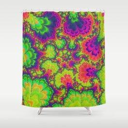 Mind Blown Shower Curtain