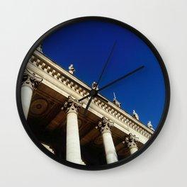 Grand théâtre de Bordeaux 7- The muses Wall Clock