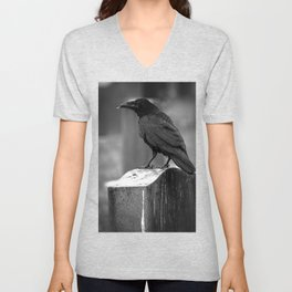 Found A Feather Unisex V-Neck