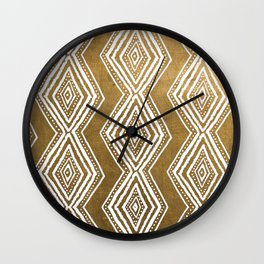 Luxe-clectic Wall Clock
