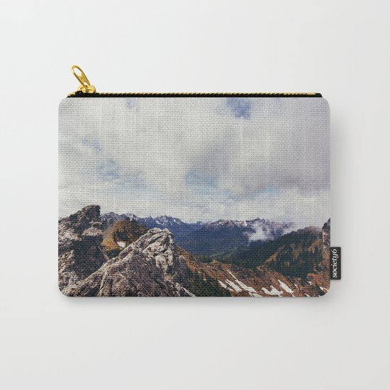 Never Surrender #society6 #prints Carry-All Pouch