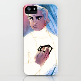 Jor-El iPhone Case