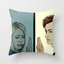 Am I ever going to see you again? Throw Pillow