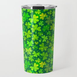 Magic clovers Travel Mug