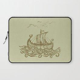 Viking ship Laptop Sleeve
