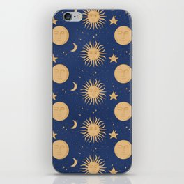 Celestial Bodies iPhone Skin