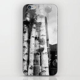 Window Shopping iPhone Skin