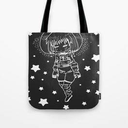 ExtraTEARestrial Tote Bag