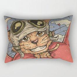 CNY Rabbit Rectangular Pillow