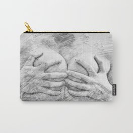Covering Up Carry-All Pouch