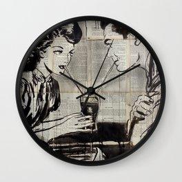 SODA Wall Clock
