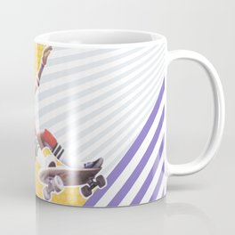 Shred like a Girl Coffee Mug