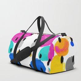 Bernard Pattern Duffle Bag
