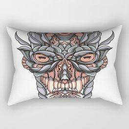 God Rectangular Pillow