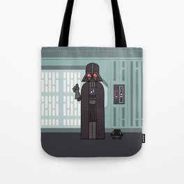 EP4 : Darth Vader Tote Bag