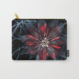 Night Bloom Carry-All Pouch