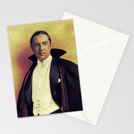 Bela Lugosi as Dracula Stationery Cards