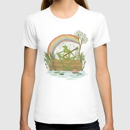 Rainbow Connection T-shirt