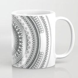 Medallion Mandala Coffee Mug