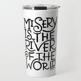 misery Travel Mug