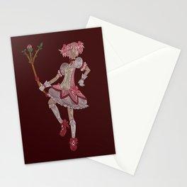 Madoka Kaname (color) Stationery Cards
