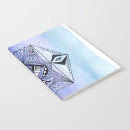 Geometric Hexagon 1 Notebook