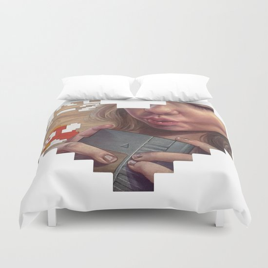 There, I fixed it. Duvet Cover