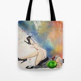 Xena Zeit-geist Tote Bag