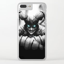 Shaco Clear iPhone Case