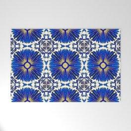 Azulejos - Portuguese Tiles Welcome Mat