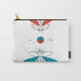 Two Insects II Carry-All Pouch