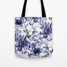 Changes Indigo Tote Bag