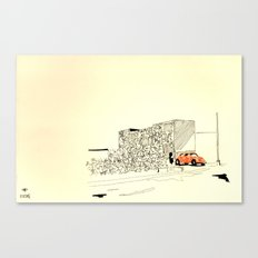 1997 Canvas Print